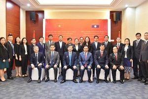 Ký Hiệp định tương trợ tư pháp về hình sự giữa Việt Nam và Lào