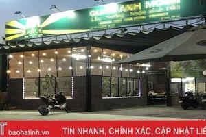 Mỏi mắt chờ khách, quán nhậu ở Hà Tĩnh tung 'chiêu' giữ chân 'thượng đế'