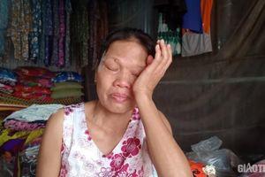 Tiểu thương khóc ròng lo thất thu vì xã quyết dời chợ trước Tết