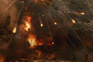 Rùng rợn hình ảnh thảm họa thiên nhiên liên tưởng cảnh phim ngày tận thế 2012