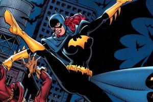 Batgirl biến mất trong vị trí trung tâm của Birds of Prey