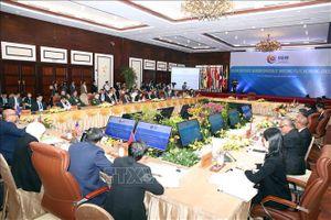 Khai mạc Hội nghị Nhóm làm việc quan chức quốc phòng cấp cao ASEAN mở rộng