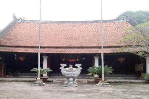 Huyền tích đền Mây