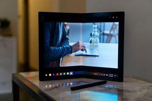 Xu hướng công nghệ: Bất kể cái gì có màn hình, đều có thể gập lại