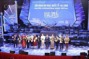 Bùng nổ Festival âm nhạc Quốc tế - Hạ Long