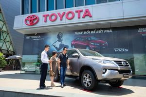 Về nhà đón Tết cùng Toyota