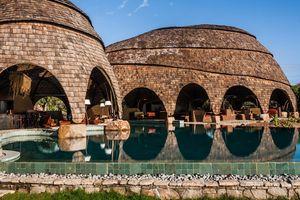 Wild Coast Tented Lodge: Vẻ đẹp ngoạn mục