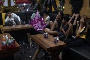 Phát hiện 34 người dùng ma túy tại 2 quán karaoke