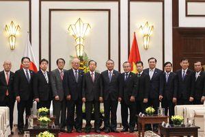 Thúc đẩy hơn nữa mối quan hệ giữa Đà Nẵng với các địa phương của Nhật Bản