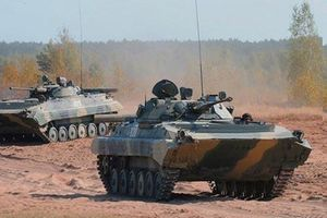 Mỹ và Israel không nên coi thường dàn 650 thiết giáp BMP-2 của Iran