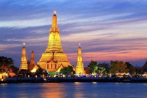 Du lịch Thái Lan: Những ngôi chùa nhất định bạn phải ghé thăm khi tới Bangkok