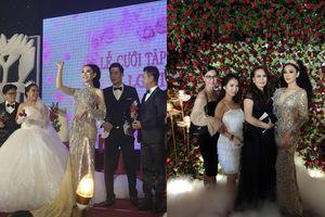 Lâm Khánh Chi 'chơi lớn' tặng quà đặc biệt cho 10 cặp đôi LGBT tại lễ cưới tập thể