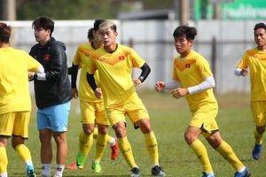 U23 Việt Nam 'đóng cửa' luyện công, chờ quyết đấu U23 Jordan