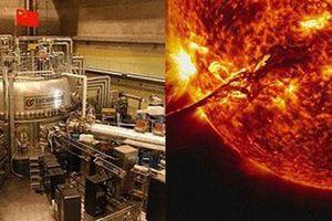 Năng lượng sạch và cuộc chạy đua 'Mặt trời nhân tạo'