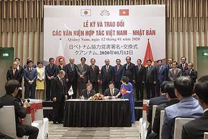 Chuyến thăm của Tổng thư ký Đảng Dân chủ Tự do Nhật Bản thăm Việt Nam: 12 văn kiện và bản ghi nhớ hợp tác đã được ký