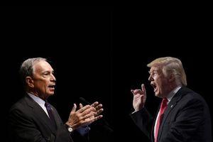 Tỷ phú Bloomberg tuyên bố sẵn sàng 'vét sạch' tiền để loại ông Trump khỏi Nhà Trắng