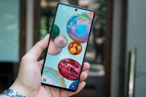 Chi tiết Samsung Galaxy A71- camera macro và pin lớn, giá 10,5 triệu