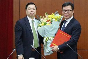 Ông Tống Văn Thanh làm Phó Vụ trưởng Vụ Báo chí - Xuất bản
