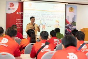 GoViet phối hợp với Công an TP.HCM tập huấn, đào tạo đối tác tài xế