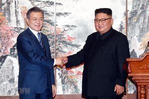Tổng thống Hàn Quốc lạc quan về quan hệ liên Triều và Mỹ-Triều