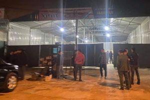 Kinh hoàng xả súng ở xưởng ô tô khiến 2 người chết tại Lạng Sơn