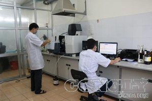 Trung tâm Kiểm nghiệm Phú Thọ: 10 năm liền đạt tiêu chuẩn ISO/IEC 17025:2005