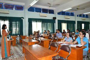 Nâng cao chất lượng giảng dạy và học tập lý luận chính trị