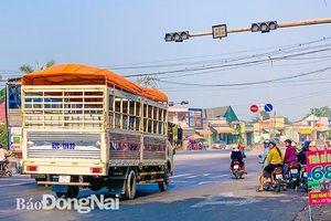 Đèn tín hiệu giao thông ngưng hoạt động