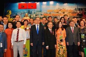 900 kiều bào họp mặt mừng xuân Canh Tý tại Thành phố Hồ Chí Minh