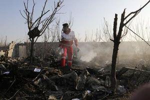 Vụ máy bay rơi tại Iran: 5 nước bị ảnh hưởng sẽ thảo luận hành động