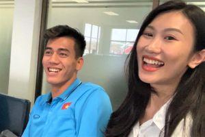 Trò chuyện cùng với Tiến Linh, Đình Trọng