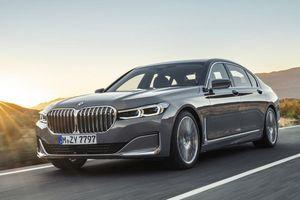 BMW 7-Series 2020 ra mắt tại Thái Lan, nâng cấp nội thất và trang bị