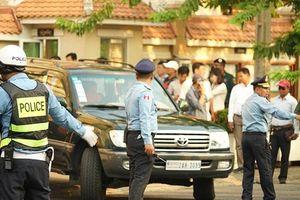 Tòa án Phnom Penh xét xử cựu Chủ tịch đảng Cứu quốc Cambodia