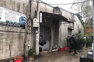 Hàng trăm công an tổ chức vây kẻ thảm sát bằng súng AK ở Lạng Sơn
