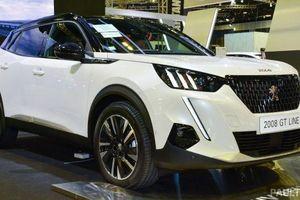 Peugeot 2008 mới lần đầu tiên có mặt tại Đông Nam Á