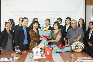 Đại học Hoa Sen và Vatel Development nhượng quyền chương trình đào tạo