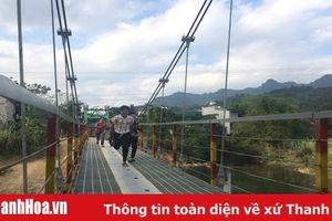 Cây cầu nối nhịp bờ vui