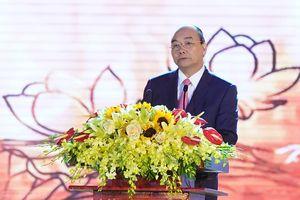 Thủ tướng dự mít tinh kỷ niệm 120 năm ngày thành lập tỉnh Trà Vinh