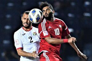 Highlights U23 châu Á 2020: Jordan 1-1 UAE
