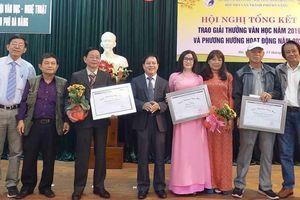 Hội nhà văn TP Đà Nẵng: Tổng kết và trao giải thưởng văn học năm 2019