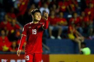 Quang Hải và U.23 Việt Nam sẽ sút bóng nhiều hơn để ghi bàn vào lưới Triều Tiên