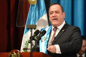 Mỹ cam kết hỗ trợ 1 tỷ USD cho Guatemala