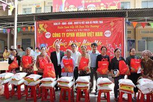 Vedan Việt Nam tặng 1.000 phần quà Tết cho người dân có hoàn cảnh khó khăn tại tỉnh Đồng Nai