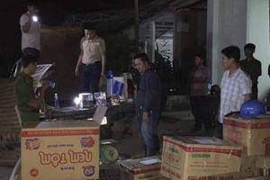 Quảng Nam: Bắt 3 người vận chuyển gần 400 kg pháo lậu