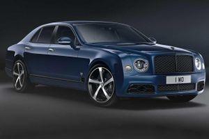 Bentley Mulsanne 6.75 Edition - mạnh 530 mã lực, chỉ có 30 chiếc