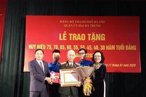 Phó Bí thư Thường trực Thành ủy Ngô Thị Thanh Hằng: Nêu cao tính tiền phong gương mẫu của các đảng viên, tổ chức thành công Đại hội Đảng các cấp