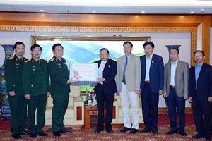 Thượng tướng Nguyễn Trọng Nghĩa thăm, chúc Tết Hội Cựu Chiến binh Việt Nam