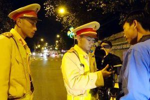 Xử lý vi phạm nồng độ cồn ở Lâm Đồng: Chuyển biến lớn về nhận thức