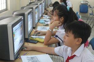 An Giang: Phát triển ứng dụng CNTT vào dạy học