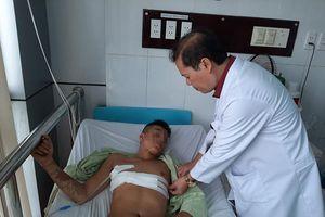 Sóc Trăng: Giáp Tết, cứu sống người bị đâm thủng tim, đột quỵ